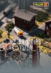 Faller Car System Pro Tips Book Multi Scale 190847GB