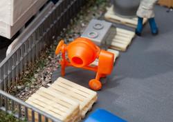 Faller Concrete Mixer Building Kit HO Gauge 180967
