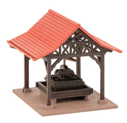 Faller Wine Press Building Kit HO Gauge 180335