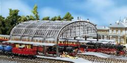 Faller Overall Station Roof Building Kit I N Gauge 222127