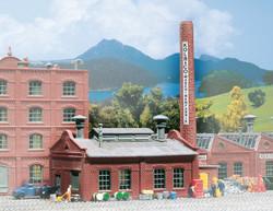 Faller Boiler House Building Kit II N Gauge 222202
