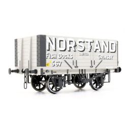 Lionheart 8 Plank Wagon Norstand O Gauge LHT-F-080-001