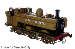 Dapol Pannier Early Cab ex-5775 GNSR Lined N Gauge 2S-007-028