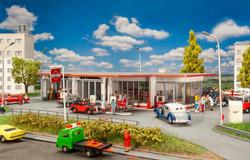 Faller Brandshof Petrol Station Building Kit HO Gauge 130591