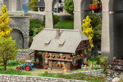 Faller Black Forest House Building Kit HO Gauge 130573