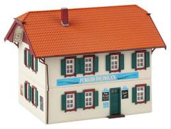 Faller Rheinblick Boarding House Building Kit HO Gauge 130596