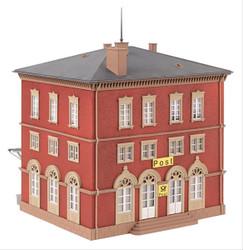 Faller Post Office Building Kit HO Gauge 130618