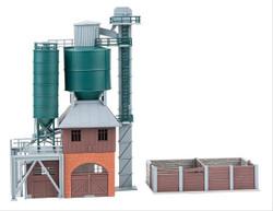 Faller Concrete Mixing Plant HO Gauge 130895