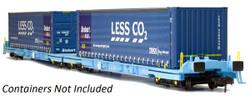 Dapol Megafret Wagon Set 3368 490 9 354-5 OO Gauge 4F-053-002