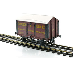 Dapol Salt Van Chance & Hunt 330 Weathered O Gauge 7F-018-007W