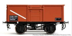 Dapol 16t Steel Mineral Wagon Welded BR Bauxite B68948 O Gauge 7F-030-012