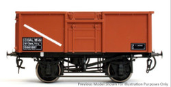 Dapol 16t Steel Mineral Wagon Welded BR Bauxite B562801 16VB O Gauge 7F-030-014