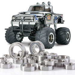 Tamiya Midnight Pumpkin Bearings Ballrace Upgrade for RC Car 10 Bearings