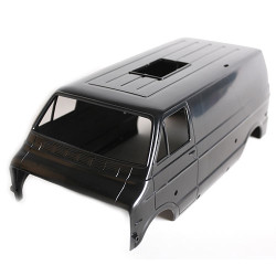 TAMIYA 9335665 Body Black for 58546 Lunchbox - RC Spare Parts