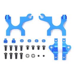 Tamiya RC 54985 TA-07 Aluminium Bulkhead Set RC Spares / Accessories / Hops Ups
