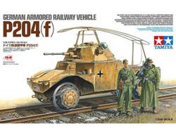 TAMIYA 32413 P204(f) Railway Version 1:35 Plastic Model Kit