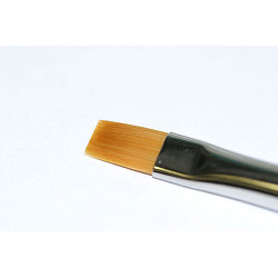 TAMIYA 87047 High Finish Flat Brush No. 2 - Tools / Accessories
