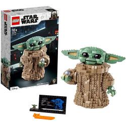 LEGO 75318 Star Wars The Mandalorian The Child Baby Yoda Figure 1073pcs Age 10+
