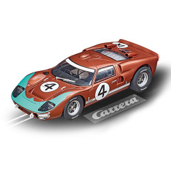 CARRERA 1:24 Slot Car CA23896 Ford GT40 MkII No.4