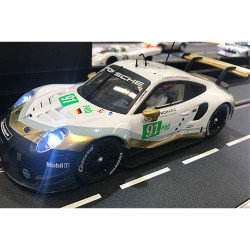 CARRERA 1:24 Slot Car CA23891 Porsche 911 RSR #91
