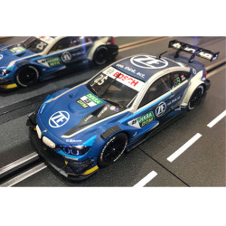 CARRERA 1:32 Slot Car CA27643 BMW M4 DTM P.Eng, No.25 (DTM 2019)