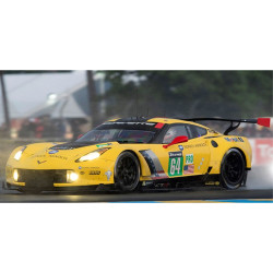 CARRERA 1:32 Slot Car CA27633 Chevrolet Corvette C7.R No.64