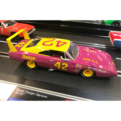 CARRERA 1:32 Slot Car CA27638 Dodge Charger Daytona No.42