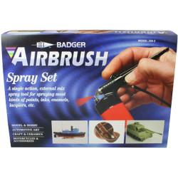 BADGER Airbrushes Basic Spray Gun Set BA2503 250-3