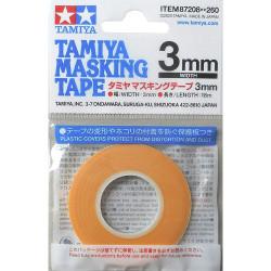Tamiya 87208 Masking Tape 3mm Model Kit Tools Accessories