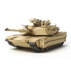 TAMIYA 35326 US M1A2 SEP Abrams Tank TUSK II 1:35 Military Model Kit