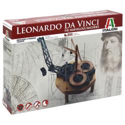 ITALERI Leonardo Da Vinci Flying Pendulum Clock  3111 Model Kit