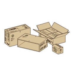 TAMIYA 12689 WWII 10-in-1 Ration Cartons 1:35 Plastic Model Kit