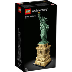 LEGO Architecture 21042 Statue of Liberty Age 16+ 1685pcs
