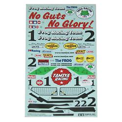 TAMIYA 9400373 Sticker for 58354 - RC Car Spares