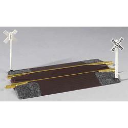 PIKO G-Track Level Crossing/Rerailer G Gauge 35281