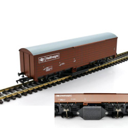 Gaugemaster Railfreight BR Track Cleaning Wagon OO Gauge GM4430102.