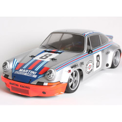 TAMIYA RC 58571 Porche Carrera RSR Martini TT-02 4WD 1:10 Assembly Kit
