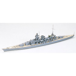 TAMIYA 77518 Scharnhorst Battleship (German) 1:700 Ship Model Kit