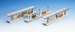 Faller Platforms Building Kit II N Gauge 222119