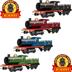 Hornby Centenary Year Limited Edition Tinplate Set of 4 Loco's O Gauge