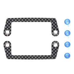 Tamiys RC 54986 TC-01 Carbon Battery Holder RC Accessories