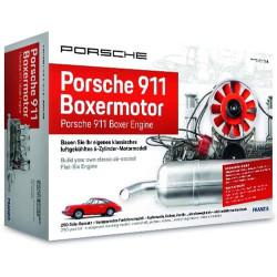Franzis PFS020 Porsche Aircooled Flat Six Model Engine Kit 1:4 Scale