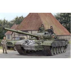 Amusing Hobby 35A038 T-72M1 Tank with Full Interior 1:35 Plastic Model Tank Kit