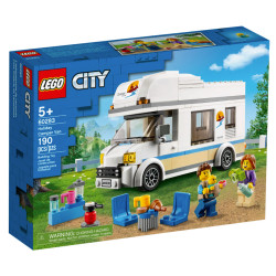 LEGO City 60283 Holiday Camper Van Age 5+ 190pcs