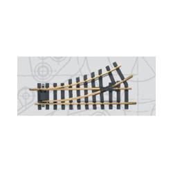 PIKO G-Track (G-WLR1) Left Hand Point Radius 1 G Gauge 35220