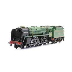 Dapol Kitmaster Evening Star 9F Static Locomotive Kit OO Gauge DAC049