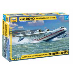 Zvezda 7034 Beriev BE-200 Amphibious Aircraft 1:144 Plastic Model Plane Kit
