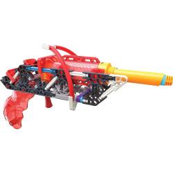 KNex K Force Build and Blast Gun Combo Build K-10 V Building Set