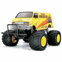 TAMIYA RC 58347 Lunch Box 2005 Monster Truck  1:12 Assembly Kit