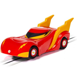 MICRO SCALEXTRIC Car G2169 Justice League The Flash Car